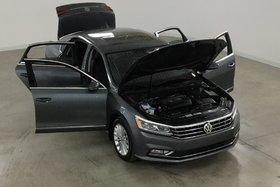 2017 Volkswagen Passat 1.8 TSi Comfortline Cuir*Toit*Camera Recul*