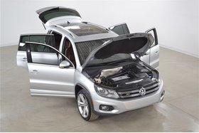 2013 Volkswagen Tiguan 4Motion Highline R-Line GPS*Cuir*Toit*Camera Recul
