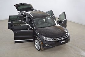 2015 Volkswagen Tiguan 4Motion Highline R-Line Cuir*Toit*Camera Recul