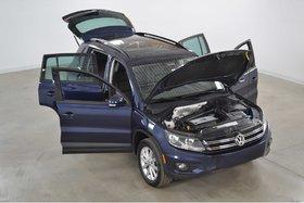 2015 Volkswagen Tiguan Comfortline 4Motion*Toit Pano*Sieges Chauffants*