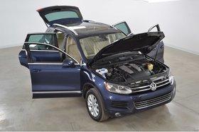 Volkswagen Touareg TDi 4Motion Comfortline GPS*Cuir*Toit Pano* 2014