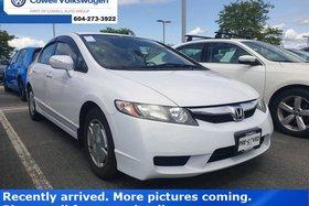 2009 Honda Civic Hybrid Sedan CVT