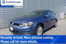 2016 Volkswagen Golf 5-Dr 1.8T Trendline 6sp at w/Tip