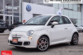 2015 Fiat 500 Hatchback Sport Traded. NO Accidents With LOW KMS