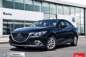 2015 Mazda Mazda3 GS-SKY SPORT   6 SPEED