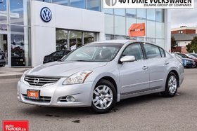 2011 Nissan Altima Sedan 2.5 S CVT Traded. NO Accidents !! LOW KMS !!
