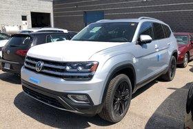 2019 Volkswagen Atlas 3.6 FSI Execline