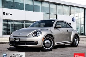 2015 Volkswagen Beetle 1.8 TSI Classic, blu tooth, Nav