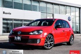 2013 Volkswagen Golf GTI 5-Door Wolfsburg Edition (M6)