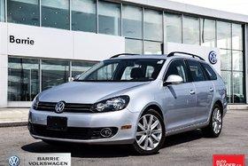 2012 Volkswagen Golf 2.0 TDI Highline (A6)