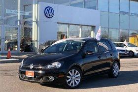 2013 Volkswagen Golf 5-Dr Highline 2.5 at Tip Traded. 100% NO Accidents