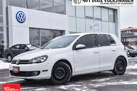 2013 Volkswagen Golf 5-Dr TDI Comfortline at Tip Traded. 100% NO Accide