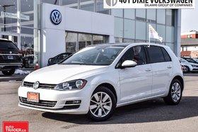 2015 Volkswagen Golf 5-Dr 1.8T Comfortline 5sp OFF Lease, Power Roof, C