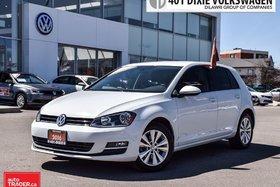 2016 Volkswagen Golf 5-Dr 1.8T Comfortline 5sp Traded. 100% NO Accident