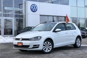 2016 Volkswagen Golf 5-Dr 1.8T Comfortline 6sp at w/Tip OFF Lease. LOW