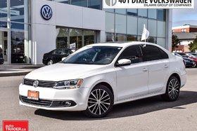 2013 Volkswagen Jetta Highline 2.0 TDI 6sp DSG at Tip 100% NO Accidents