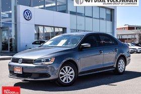 2014 Volkswagen Jetta Comfortline 2.0 6sp at w/Tip 100 % NO Accidents !!