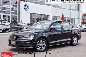 2015 Volkswagen Jetta Trendline Plus 2.0 6sp w/Tip 100% NO Accidents. Su