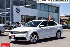 2015 Volkswagen Jetta Trendline Plus 2.0 6sp w/Tip Power Roof. Alloys !!
