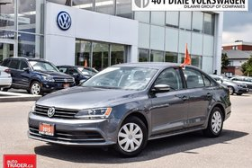 2015 Volkswagen Jetta Trendline Plus 2.0 5sp NO Accidents !! Clean !!LOW