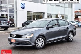 2015 Volkswagen Jetta Trendline Plus 2.0 6sp w/Tip NO Accidents !! Clean