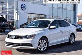 2015 Volkswagen Jetta Trendline Plus 2.0 6sp w/Tip LOW KMS With Power Su