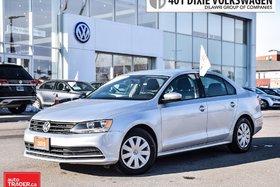 2015 Volkswagen Jetta Trendline Plus 2.0 6sp w/Tip OFF Lease 100% NO Acc
