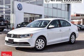 2015 Volkswagen Jetta Trendline Plus 1.8T 6sp w/ Tip 1.8T *Auto*. NO Acc