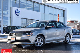 2015 Volkswagen Jetta Trendline Plus 2.0 6sp w/Tip OFF Lease, NO Acciden
