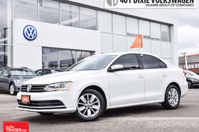 2015 Volkswagen Jetta Trendline Plus 2.0 6sp w/Tip Power Roof/Back UP Ca