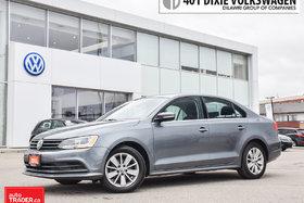 2015 Volkswagen Jetta Trendline Plus 2.0 6sp w/Tip LowkmSpower Sunroof/
