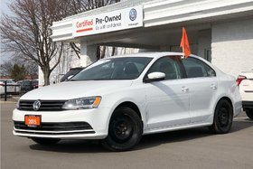 2015 Volkswagen Jetta Trendline Plus 2.0 6sp w/Tip Back UPO Camera/Power