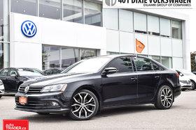 2015 Volkswagen Jetta Comfortline 2.0 TDI 6sp Diesel/LOW KMS/Sports Pack