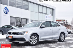 2016 Volkswagen Jetta Trendline Plus 1.4T 6sp at w/Tip OFF Lease. Power