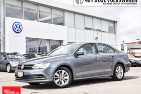 2016 Volkswagen Jetta Trendline Plus 1.4T 6sp at w/Tip Traded/Power Roof