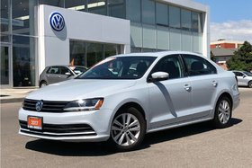 2017 Volkswagen Jetta Wolfsburg Edition 1.4T 6sp at w/Tip Back UP Camera