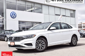 2019 Volkswagen Jetta Highline 1.4T 8sp w/Tip LOW KMS/Like NEW/Back UP C
