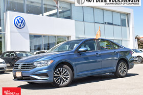 2019 Volkswagen Jetta Highline 1.4T 8sp w/Tip LOW KMS/ Like NEW/Power Su