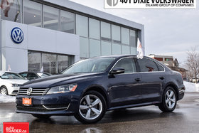2015 Volkswagen Passat Comfortline 1.8T 6sp at w/ Tip NO Accidents !! OFF