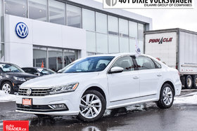 2018 Volkswagen Passat Comfortline 2.0T 6sp at w/Tip Formal Company Demo