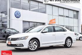 2018 Volkswagen Passat Comfortline 2.0T 6sp at w/Tip Formal VW Demo/Like