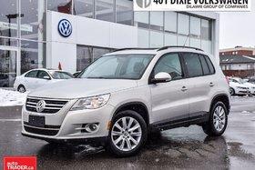 2009 Volkswagen Tiguan Comfortline 6sp at Tip 4M 100% NO Accidents !! Pon