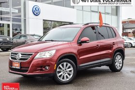 2009 Volkswagen Tiguan Comfortline 6sp at Tip 4M Very Clean !! NO Acciden