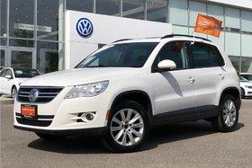 2009 Volkswagen Tiguan Comfortline 6sp at Tip 4M Trade IN/LOW KMS/NO Acci