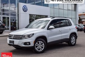 2014 Volkswagen Tiguan Trendline 6sp at Tip OFF Lease, NO Accidents !!