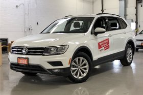 2018 Volkswagen Tiguan Trendline 2.0 8sp at w/Tip 4M NO Accidents/ ALL Wh