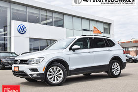 2018 Volkswagen Tiguan Trendline 2.0 8sp at w/Tip 4M Like NEW/ALL Wheel D