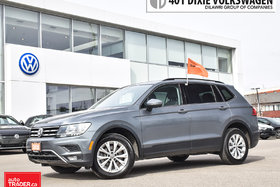 2018 Volkswagen Tiguan Trendline 2.0 8sp at w/Tip 4M NO Accidents/ALL Whe