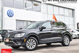 2018 Volkswagen Tiguan Trendline 2.0T 8sp at w/Tip Company Lease Unit/LOW