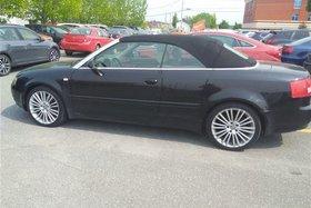 2005 Audi A4 QUATTRO, DÉCAPOTABLE, TRACTION INTEGRALE !!